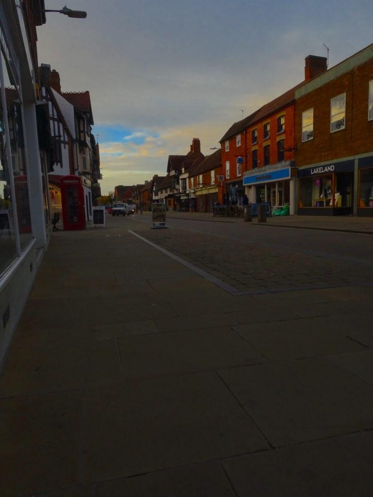Stratford-Upon-Avon Street
