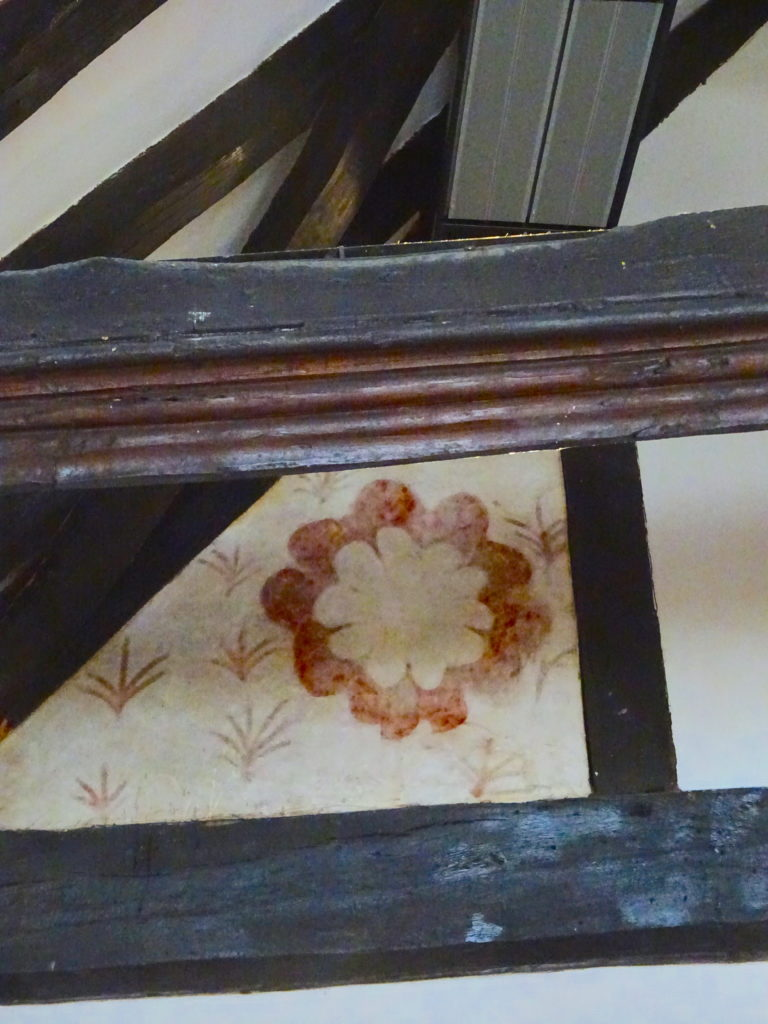 Tudor Rose At Shakespeare's Schoolroom