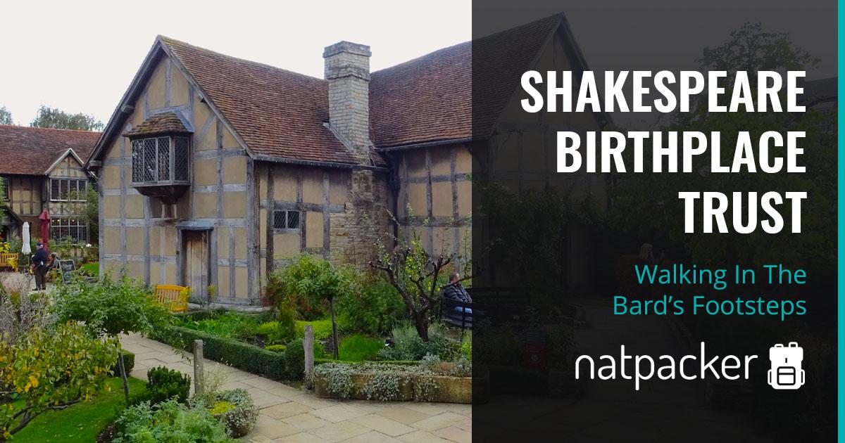 Shakespeare Birthplace Trust Adventure