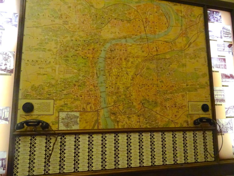 The Map Is Essential The Earliest Google Map Of Prague!