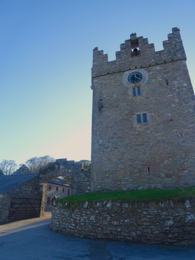 Winterfell At Castle Ward Game Of Thrones Tour