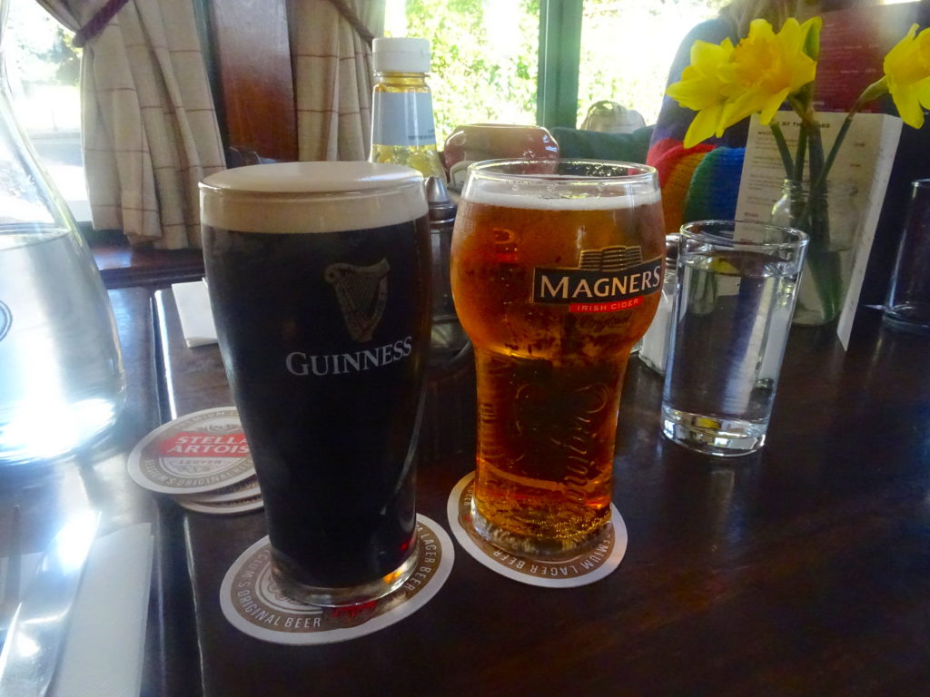 Guinness And Cider