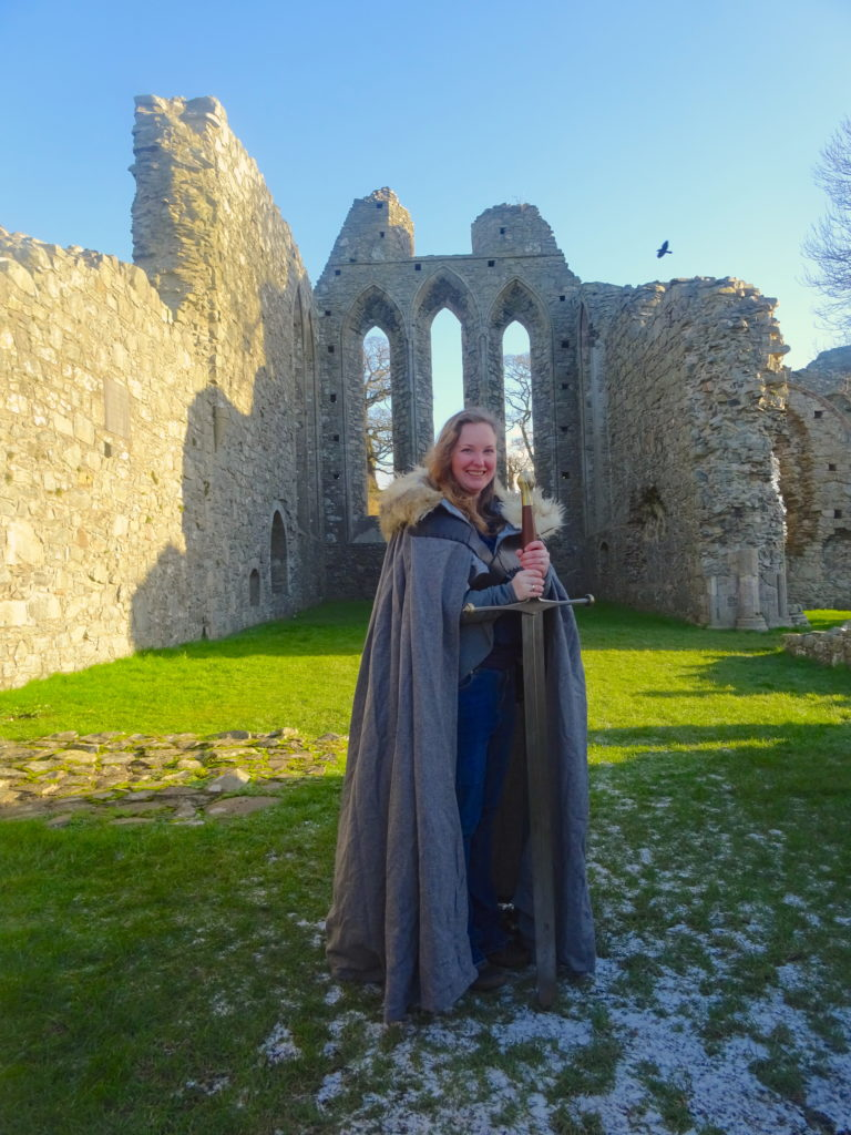 In Character On The Game Of Thrones Tour