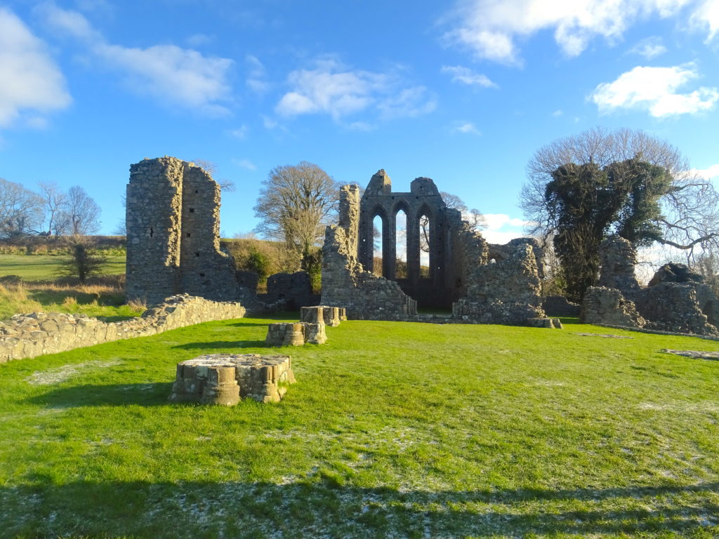 Inch Abbey Game Of Thrones Tour