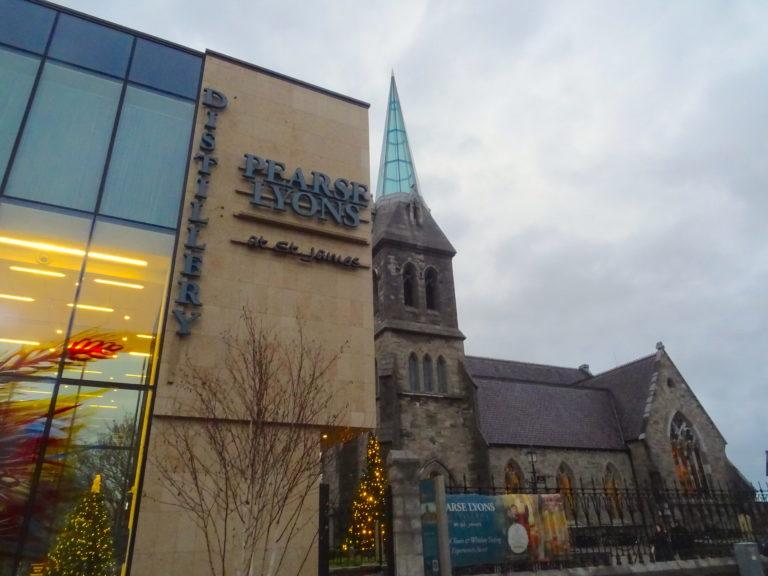 Pearse Lyons Buildings