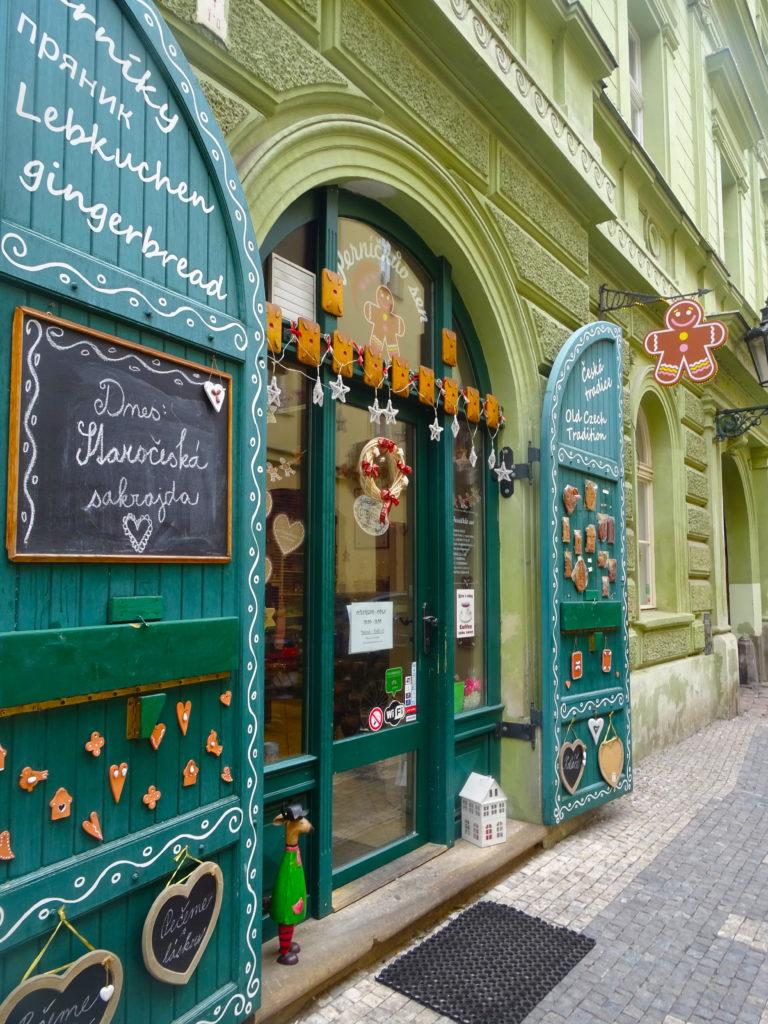 Pernickuv sen Prague With Eating Europe