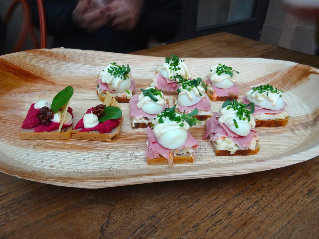 Sandwiches From Sisters In Prague With Eating Europe