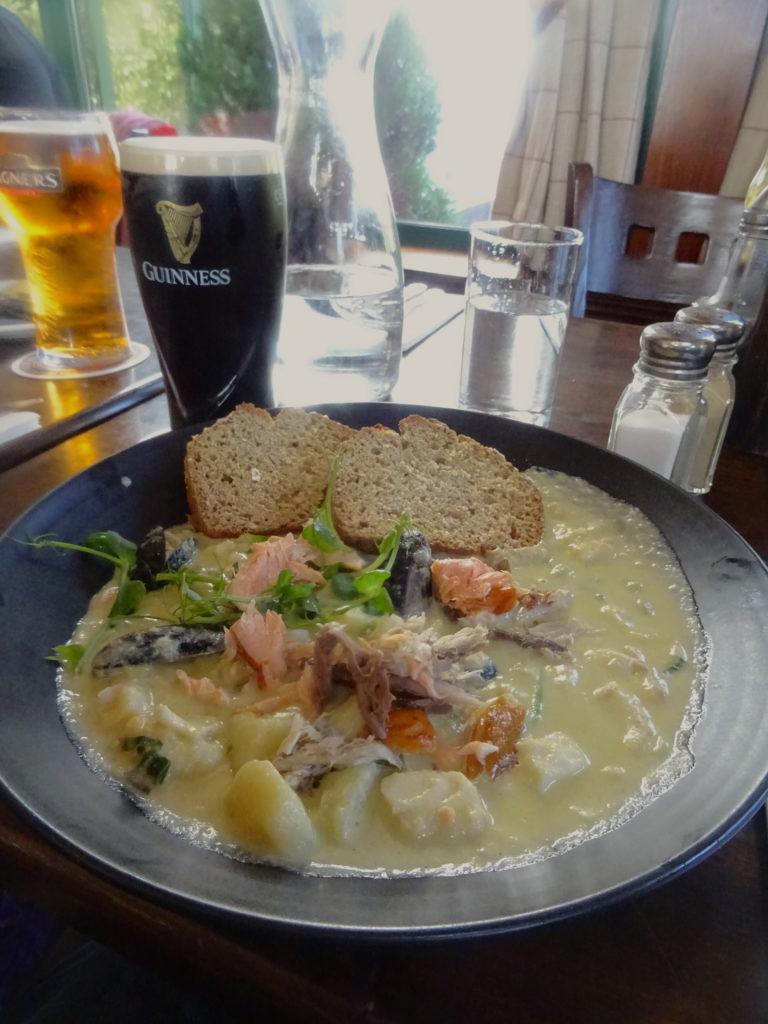 Maghera Inn Food