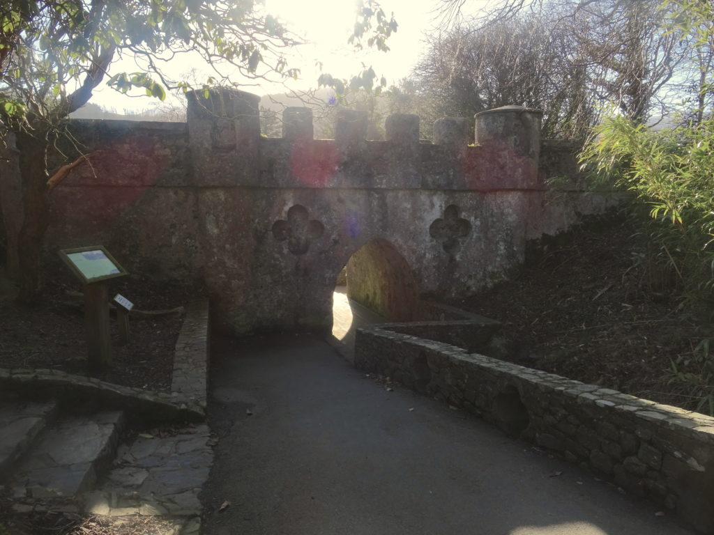 Entrance To Tollymore