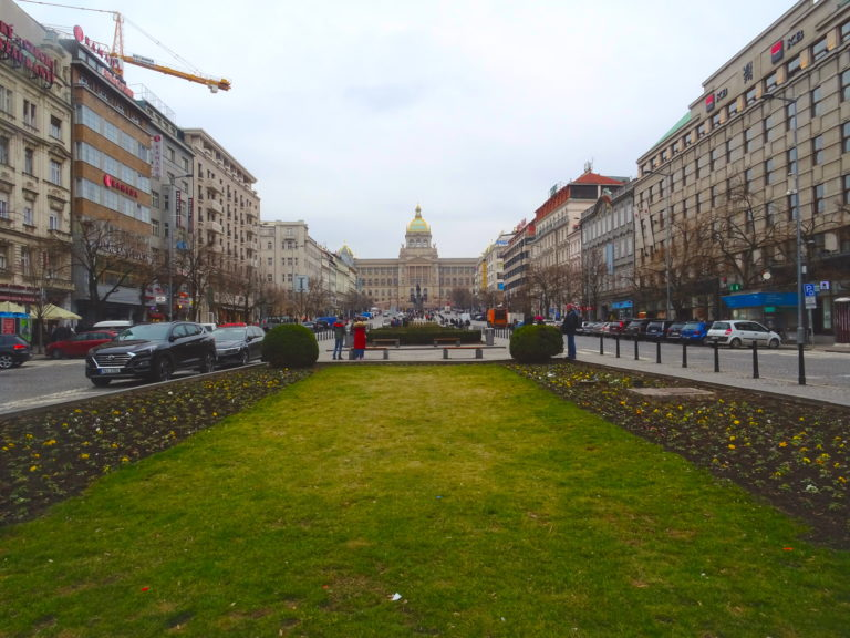 Wenceslas Square Has Seen It's Share Of Historic Events