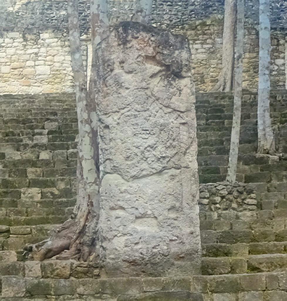Stela 88 Calakmul
