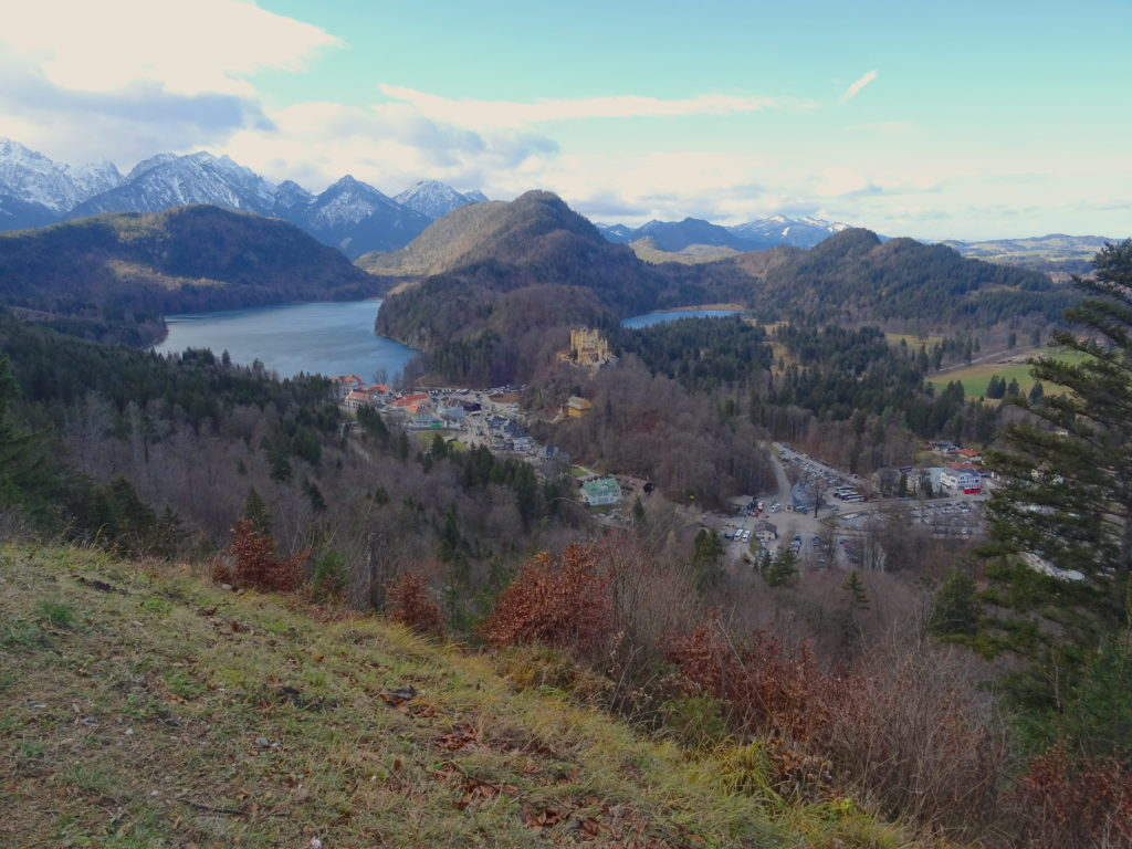 Views From Neuschwanstein