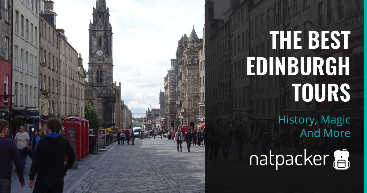 The Best Edinburgh Tours