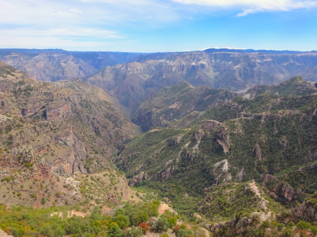 Natural Wonders Of Mexico - Copper Canyon