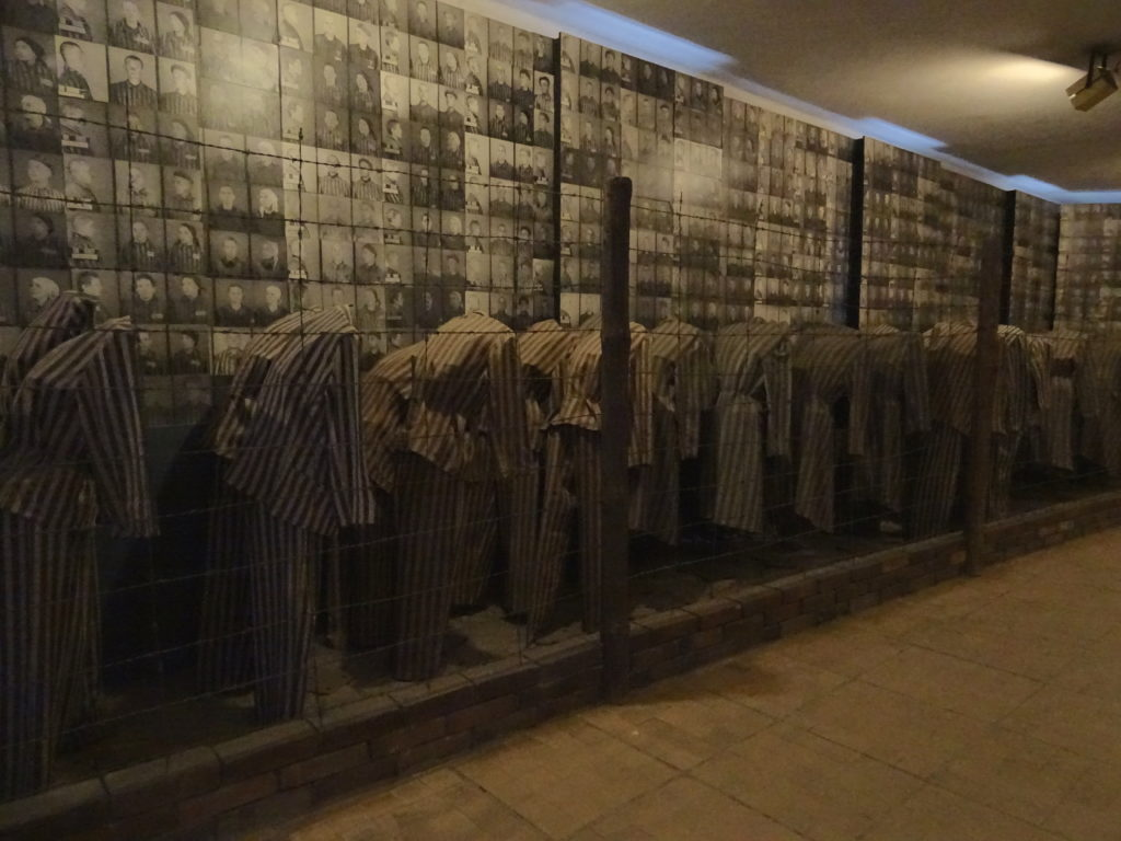 Auschwitz Exhibition