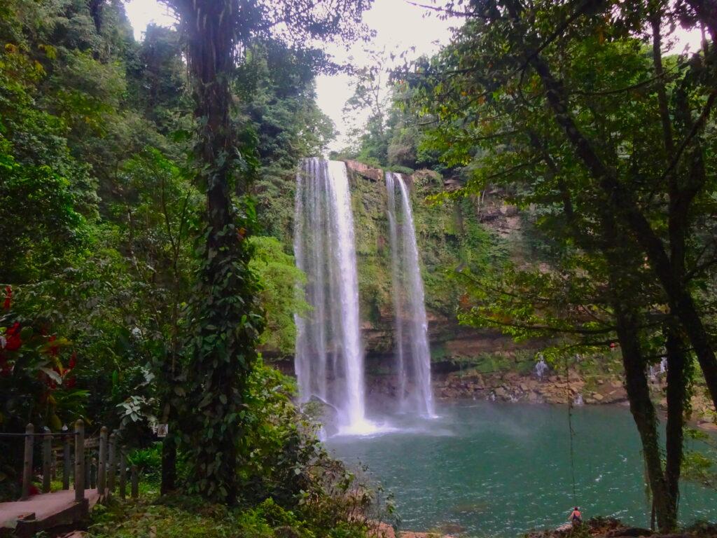 Misol-Há Waterfall