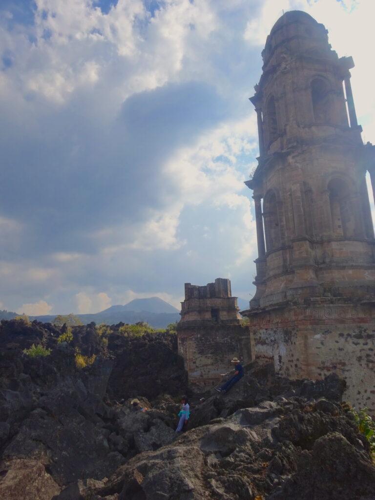 Seven Natural Wonders Of The World - Paricutin