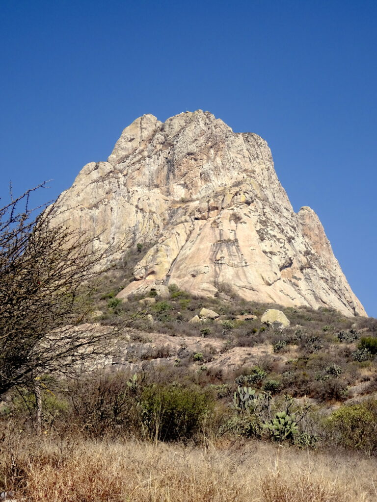 Natural Wonders Of Mexico Peña de Bernal