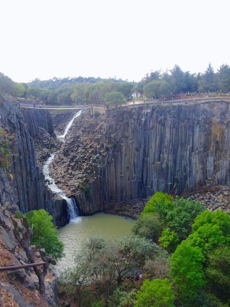 Natural Wonders Of Mexico - Prismas Basalticos