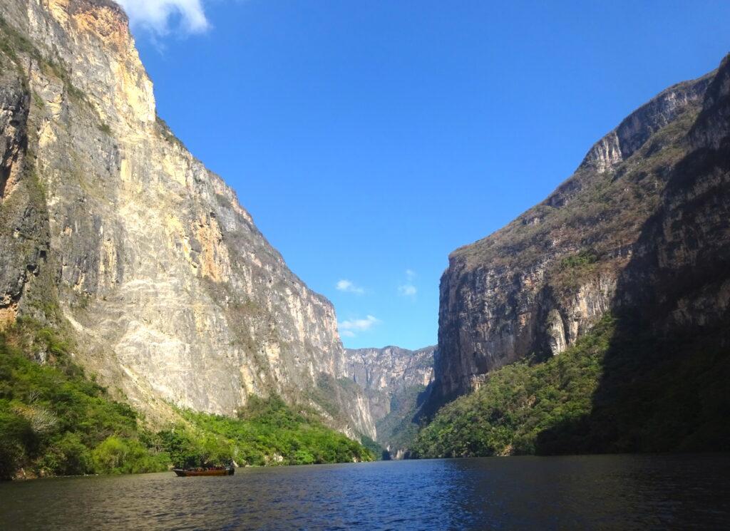 Natural Wonders Of Mexico - Sumidero Canyon