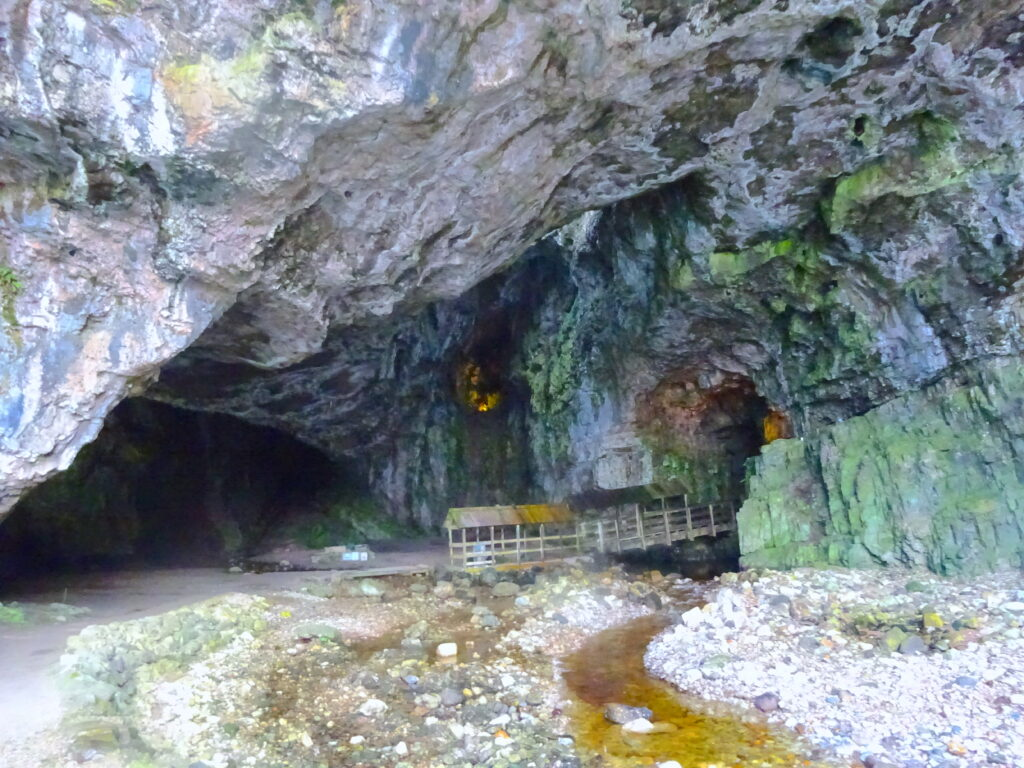 Smoo Cave Entrance
