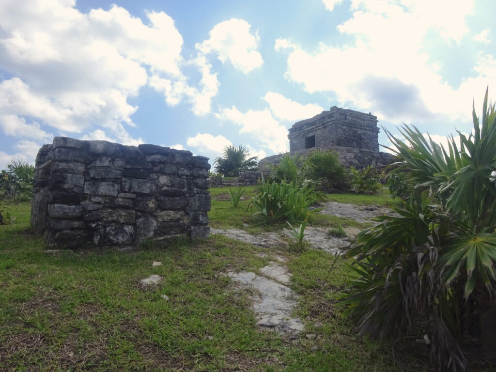 Two Ruins In Tulum