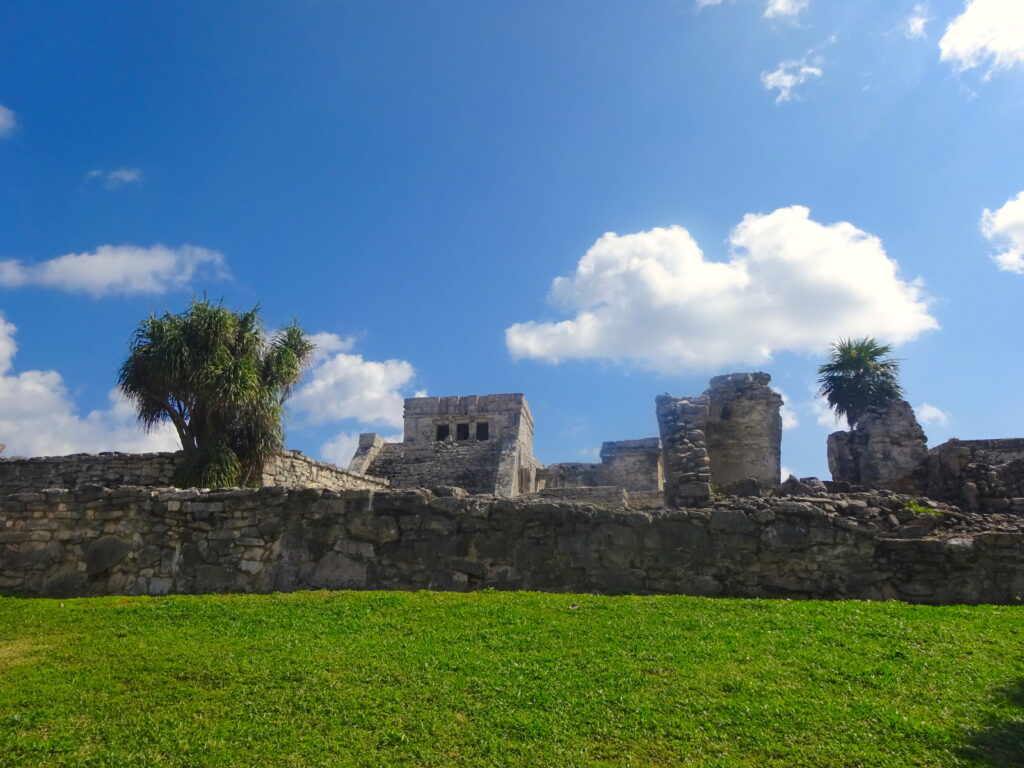 Largest Temple Ruins At tulum