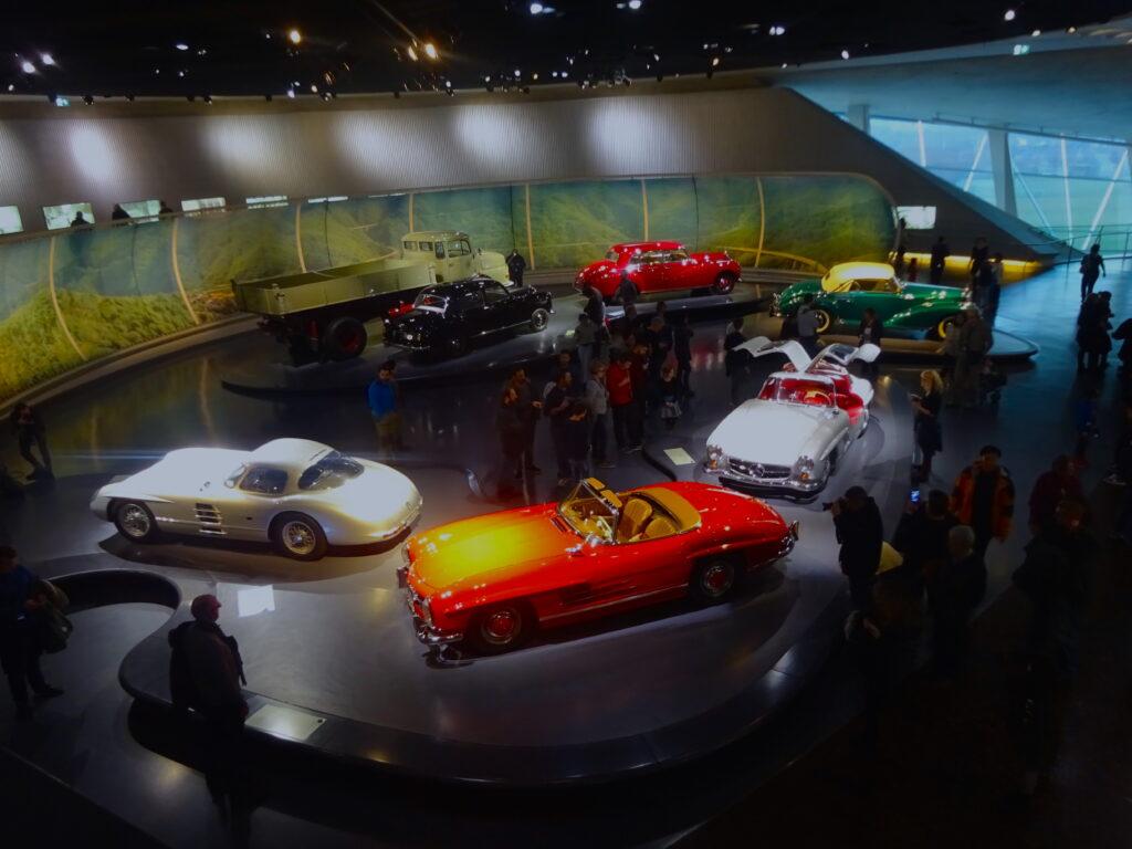 Classic Mercedes-Benz CArs